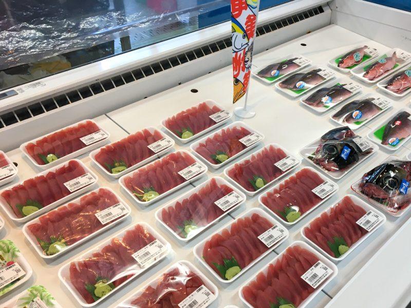 瀬戸内漁協直販店「海力」