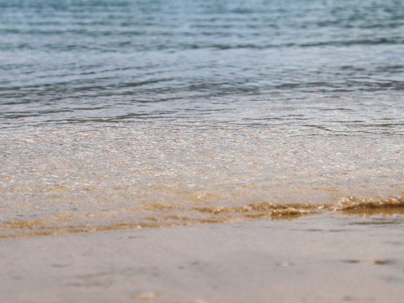 赤木名海岸