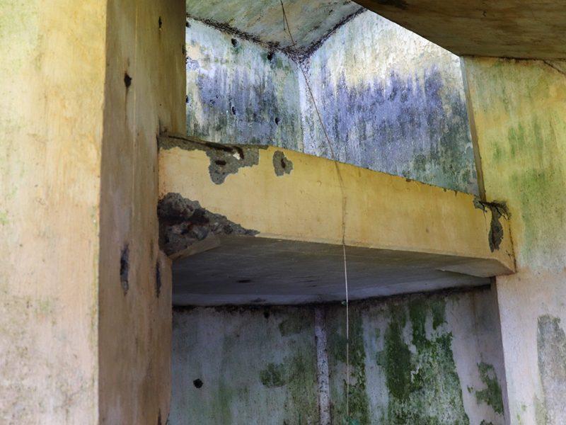 西古見掩蓋式観測所