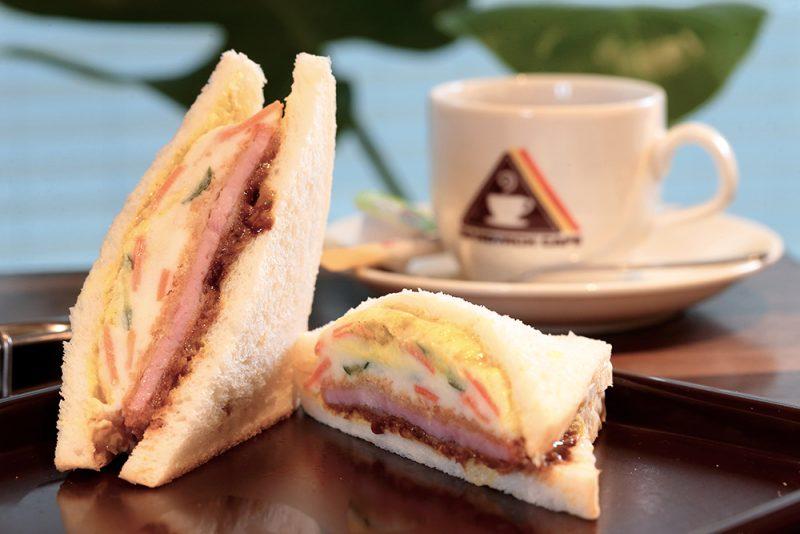 サンドイッチカフェ奄美